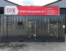 New Silent Genset Container - DPX-11636
