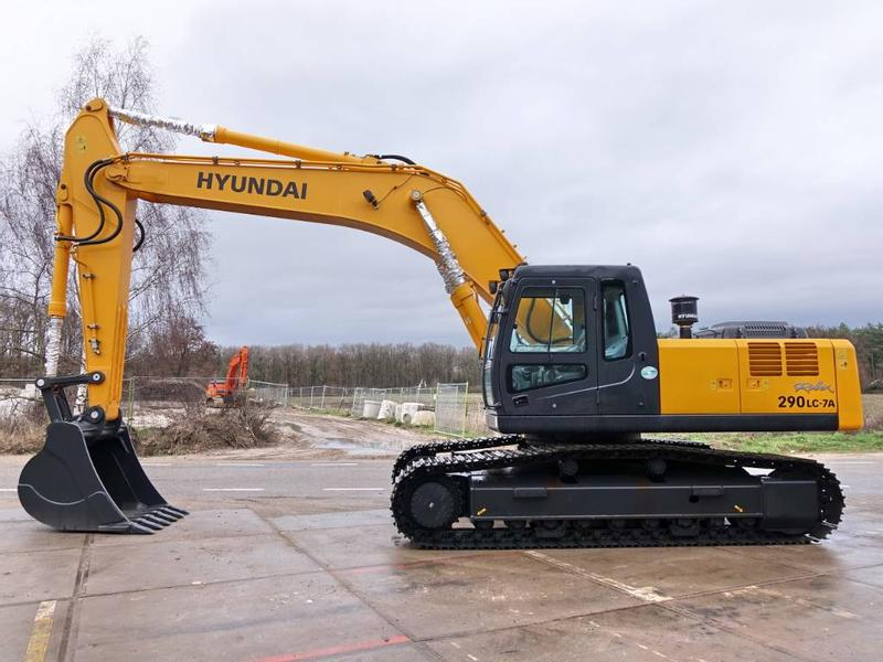 Hyundai Robex 290 LC-7 A (NEW / UNUSED)