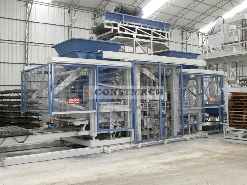 Constmach CONCRETE BLOCK - INTERLOCK MACHINE - CALL NOW
