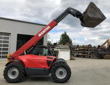 Manitou MLT 840-137 PS TURBO Serie ST3B ELITE - 4x4x4
