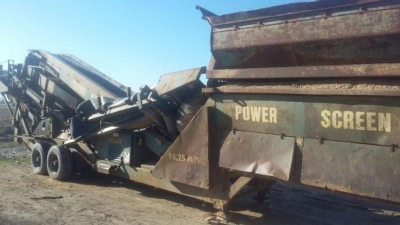 Powerscreen Chieftain