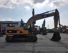Caterpillar koparka gasiernicowa Cat 319 DL 2011