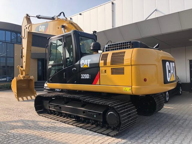 Caterpillar 320D2 NEW