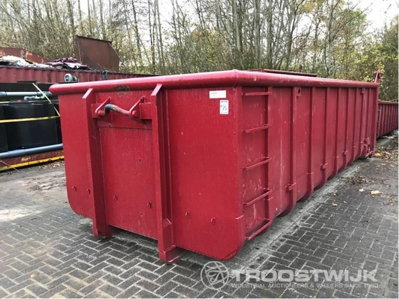 Scholma Units en containers