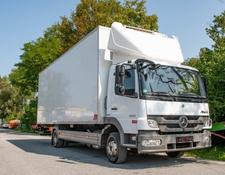 Mercedes-Benz ATEGO 1222 L AT MOTOR 50TKM