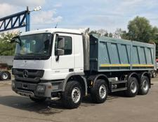 Mercedes-Benz 4141 8x4 MP3 / 20m³ / Klima /