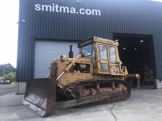 Caterpillar D6D XL W RIPPER