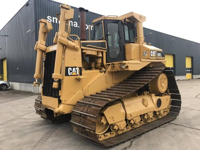 Caterpillar D8L W WINCH