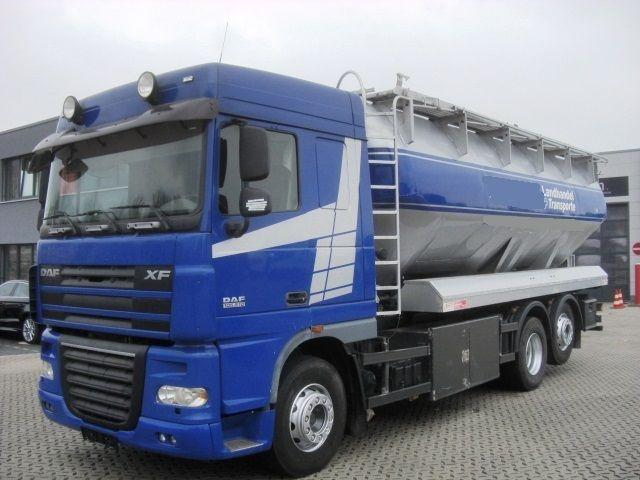 Daf XF 105.510/Silo 31 cbm/Intarder/Manual
