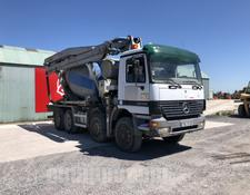 Mercedes-Benz Actros 3235 Concrete Mixer
