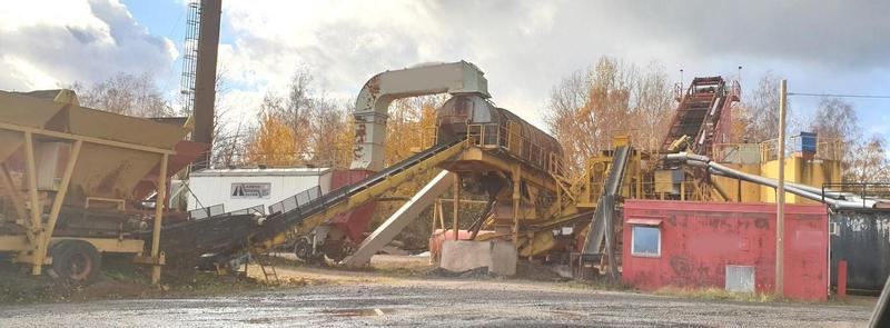 Asphaltmischanlage HOT MIX 30
