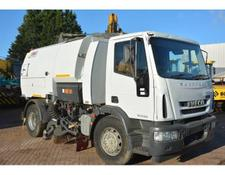 Iveco 180E28 Johnston Sweeper