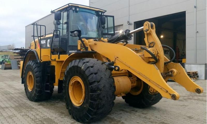 Caterpillar CAT 966 K HL