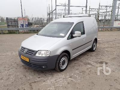 VW CADDY TDI