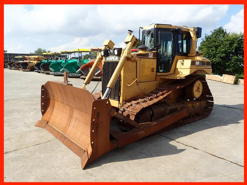 Caterpillar D 6 R II XL SU