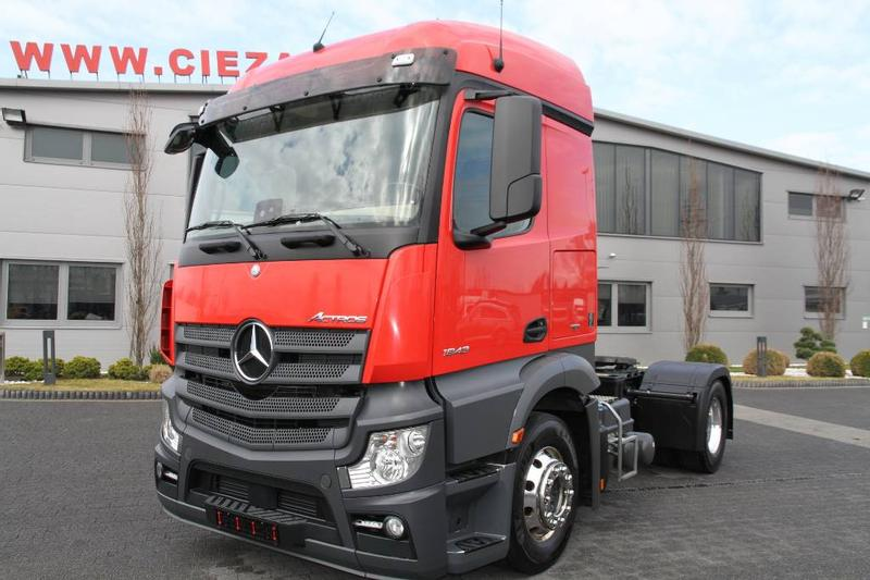Mercedes-Benz TRACTOR UNIT ACTROS 1843 LS FULL ADR E6