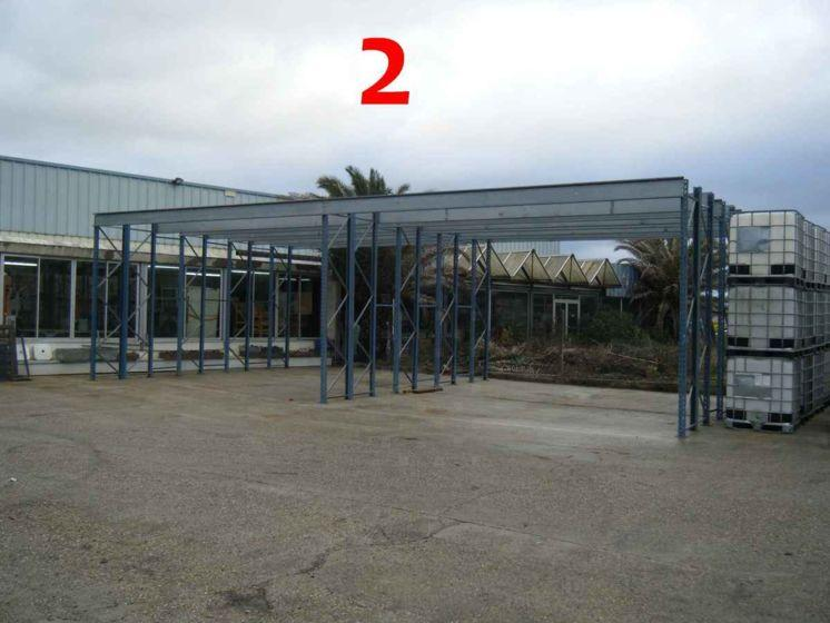CHARPENTE METALLIQUE GARAGE, HANGAR SUR MESURE