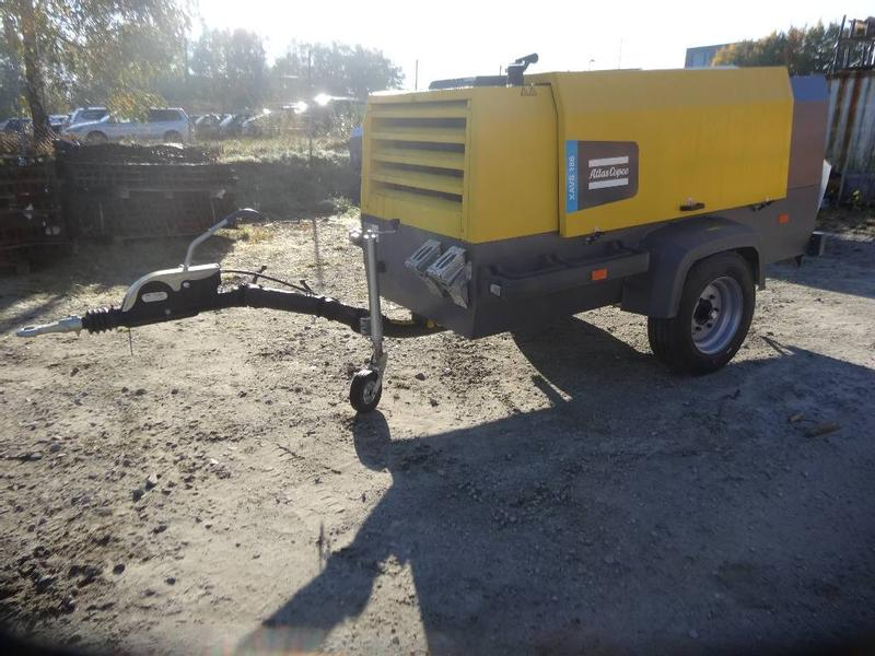 Atlas Copco XRVS 186 JD