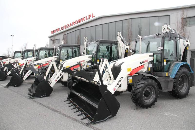 Terex MECALAC TLB, TLB890, TLB 890, TLB890PS, TLB 890 PS