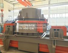 Constmach VERTICAL SHAFT IMPACT CRUSHER  FOR SALE