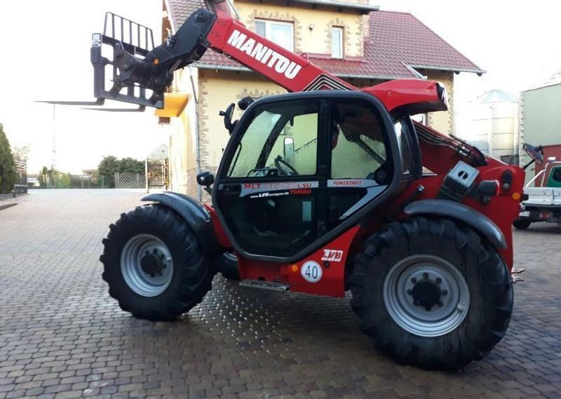 Manitou Maniscopic MTV 735 -120 LSU Turbo