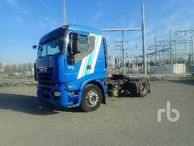 Iveco STRALIS 450AS