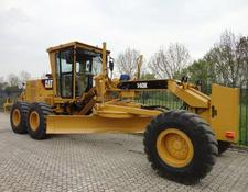 Caterpillar 140K 2014 demo with 890 hrs