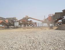 Constmach MOBILE CRUSHING PLANT READY AT STOCK
