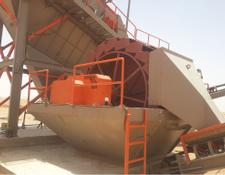 Constmach BUCKET WASHER OPTIMAL DESIGN CALL NOW!