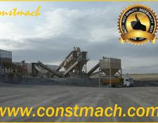 Constmach FULL AUTOMATIC CRUSHING & SCREENING PLANT BRAND NEW!