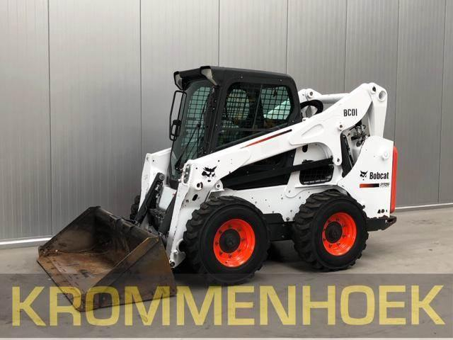 Bobcat S 750 High Flow | A/C