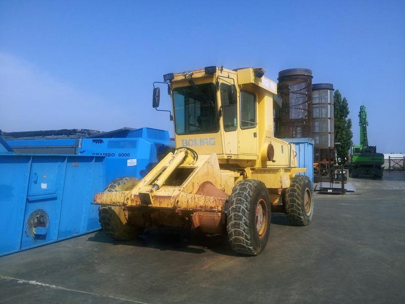 Bomag BC 671 RB