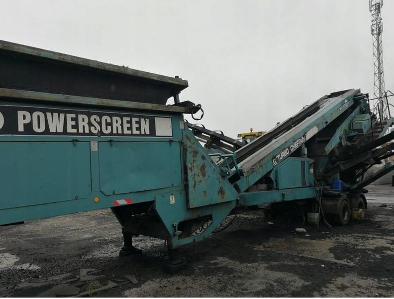 Powerscreen CHIEFTAIN 1400