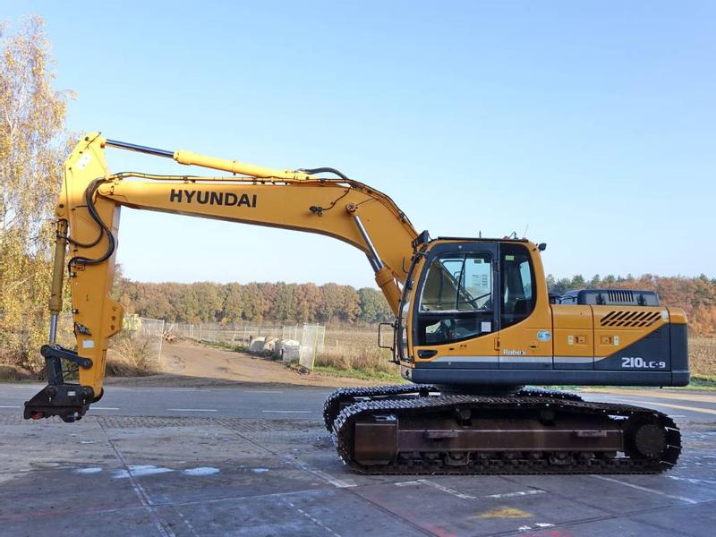 Hyundai Robex 210LC-9 (GOOD WORKING MACHINE)
