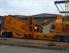 Constmach MOBILE SAND MAKING MACHINE