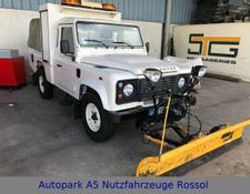 Land Rover Defender Single Cab Winterausstattung Generator