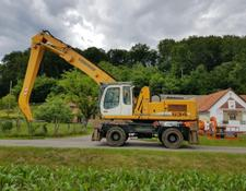 Liebherr Litronic A 934 C Umschlagbagger