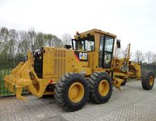 Caterpillar 140K 2014 with 1260 hours