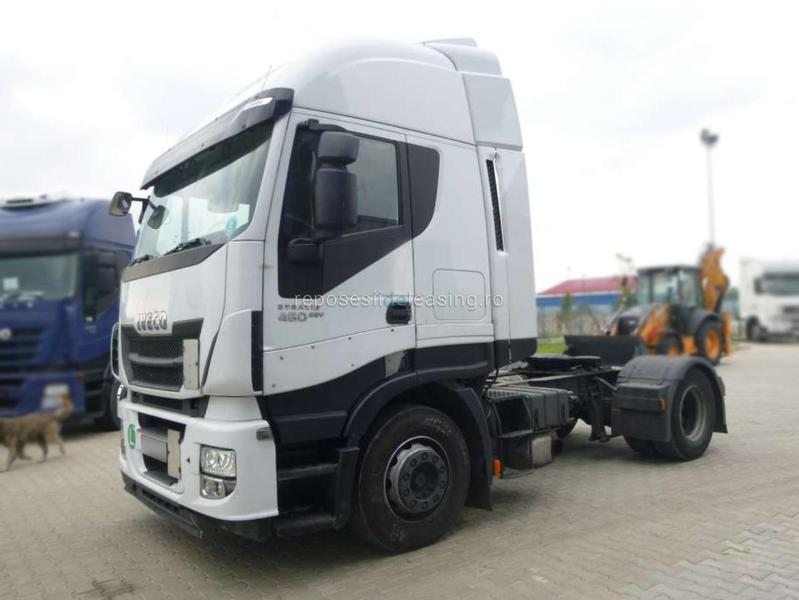 Iveco Stralis AS 440 S 46 T/P